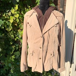 FOR JOSEPH FORTUNE Two-in-One Jacket, XL